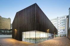Galería - Teatro Asamblea en la Universidad de Descartes / AZC - 5