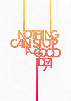 20 Truly Beautiful Typography Poster Designs - Inspiration comes in handy - Typography Quotes, Typography Letters, Typography Prints, Typography Layout, Retro Typography, Typographie Fonts, Inspiration Typographie, Creative Typography Design, Creative Posters