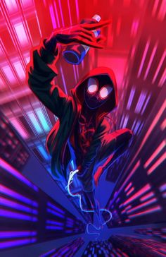 Whats UP The Danger Spiderman HD Superheroes Wallpapers Photos and Pictures - Charlie Herrmann - Amazing Spiderman, Spiderman And Gwen, Black Spiderman, Spiderman Spiderman, Marvel Art, Marvel Heroes, Marvel Avengers, Marvel Vision, Poster Marvel