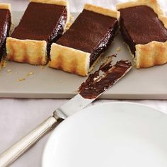 Tart & Pie Recipes: Learn How to Bake Delicious Pies Winter Desserts, Mini Desserts, Chocolate Desserts, No Bake Desserts, Just Desserts, Delicious Desserts, Dessert Recipes, Chocolate Tarts, Bakery Recipes
