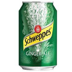 ginger ale ja red soda -limut