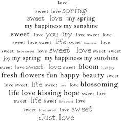 Spring swirl by Sarah Designs_wa_8.png ❤ liked on Polyvore featuring text, words, backgrounds, quotes, fillers, circle, magazine, effects, articles and phrase