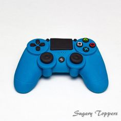 Personalised handcrafted playstation 4 controller cake topper for cake decorating Ps4, Playstation Cake, Xbox Cake, Birthday Cake Kids Boys, Birthday Cakes, Harry Potter Birthday Cake, Ready To Roll, Theme Cakes, Order Photos