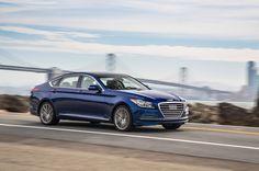 Ceyhun Kirimli online: Hyundai Genesis Modelini Küresel Lüks Markası olar...