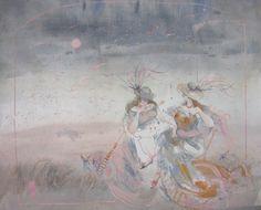 "Saatchi Online Artist Yulia Luchkina; Painting, ""Marmalade."" #art"