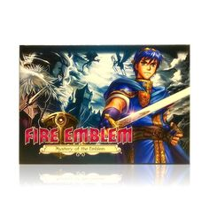 Fire Emblem: Mystery of the Emblem SNES Super Nintendo game, includes box and game cartridge only. Cleaned, tested and comes with a FREE box protector! Super Nintendo Console, Super Nintendo Games, Nintendo Systems, Shadow Dragon, Fire Emblem Games, Free Boxes, Display Block, He Is Able, North America