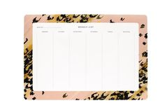 Garance Doré 2015 Beauté Desk Calendar, $16; catbirdnyc.com