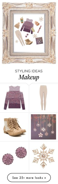 """Frostbitten Rosy Cheeks"" by abrekenzie on Polyvore featuring Rebecca Minkoff, Lord & Taylor, adidas Originals, Too Faced Cosmetics, Loro Piana, John Lewis, Victoria's Secret and Kate Spade"