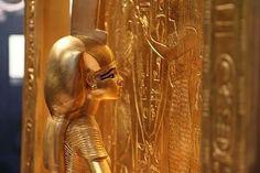 Der goldene Schrein#Tutanchamun#Details