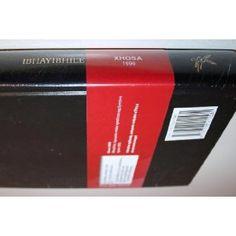 Xhosa Language Bible 1996 / IBHAYIBHILE / Xhosa New Translation  $69.99 Bible Society, Xhosa, Languages, Videos, Idioms