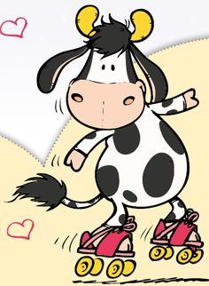 NICI Selection: Camilla Cow:)