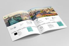 Company Profile Brochure 2017 by buttonpl on @creativemarket Company Profile Template, Creative Company, All Icon, Adobe Indesign, Brochure Template, Easy To Use, Christian Quotes, Layout Design, Infographic