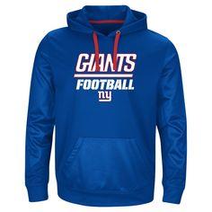 Activewear Sweatshirt NFL New York Giants Team Color Xxl, Men's, Multicolored