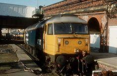 47 533 Preston in the 1980`s.