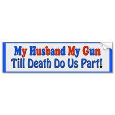 Pro Gun Alerts Bumper Stickers
