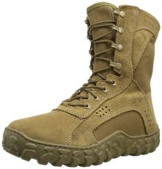 Rocky Men's Sage Green Work Boot ^^ Save this wonderfull shoe : Men's boots Ankle Combat Boots, Combat Boots Style, Justin Work Boots, Military Shoes, Mens Hiking Boots, Steel Toe Work Boots, Winter Fashion Boots, Cool Boots, Men's Boots