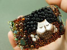 bead cuff bracelets | Request a custom order and have something made just for you.