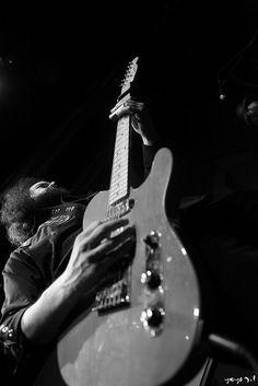 Demian Dominguez.  Demian Band. Barcelona, julio 2012.