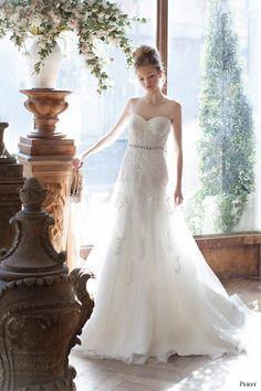 PERSY #Bridal Spring 2016 #Wedding Dresses | Wedding Inspirasi #weddings #weddinggown #weddingdress