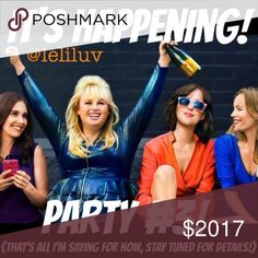 3/29 PARTY🎉HPs to 💯%Posh Compliant closets ONLY! PARTY #3! 🔵Not following ALL Posh rules? I'm sorry, I can't consider your closet for HPs! ❌Mistagging brands for exposure ❌Selling nail polish ❌Adding URLs to listings ⚠️NOT compliant⚠️! 🔵Are you Posh compliant and you share a ton? I'll be looking in your closet for possible HPs (I can't give them to every single closet I'd like to, I'm sorry!) 🔵Going through a hardship and need closet exposure? 🔵New Posher who never had HPs (AND…