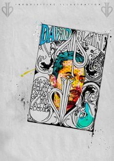 Inkquisitive - David Blaine