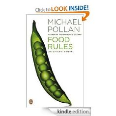 Somewhat obsessed with Pollan recently. I think this is a simple, quick read about food principles we should try to instill in our daily life. #fooddork