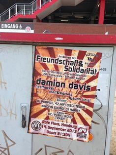 Soli-Konzert für Refugee- und Antifa-Arbeit