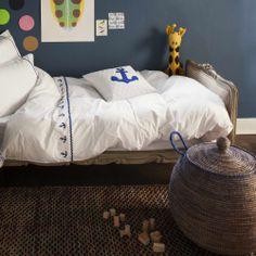 kids bedroom - I like this color blue