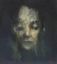 "Saatchi Art Artist Steve Salo; Painting, ""Silent Night"" #art"