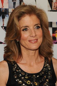 Caroline Kennedy poses at the 2010 CFDA Fashion Awards at Alice Tully Hall, Lincoln Center on June 7, 2010 in New York City.