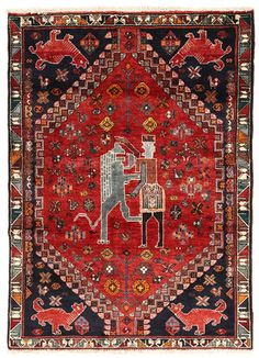 Ghashghai-matto 136x194