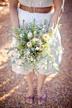 bohemian wedding flowers studio bloem 2