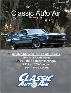 1964 73 Mustang Ac Part System Catalog A C Air Conditioning Clic Auto Conditioningmustang Partalogclic Autogroupfreelinkford