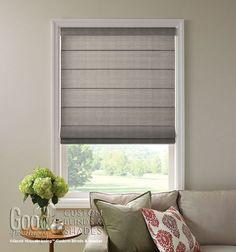 Good Housekeeping™ Roman Shades: Light Filtering