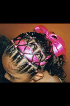 Style with braids and cornrows