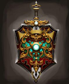 Game Art Inspiration Weapon Design