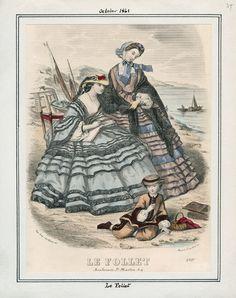 LAPL, Le Follet, October 1861