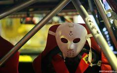 Osaka JDM Civic Hockey Mask