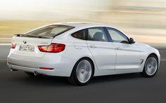 2014 BMW 3 Series Rear Gran Turismo Photo