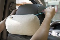 This thing absorbs odors in your car. Giveaway ends March 16, 2015  PURGGO + CandidMommy Giveaway