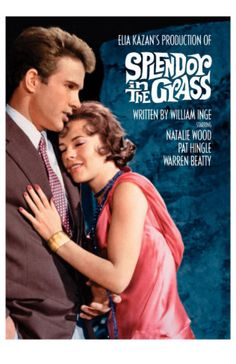 in luv with Warren Beatty when he was toung, we r all lovely young.'Splendor in the Grass' Warren Beatty & Natalie Wood 1961 Old Movies, Vintage Movies, Great Movies, 1961 Movies, Warren Beatty, Natalie Wood, See Movie, Movie Tv, Harold Et Maude