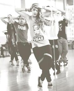 The ever impressive Chachi Gonzales!! !!!