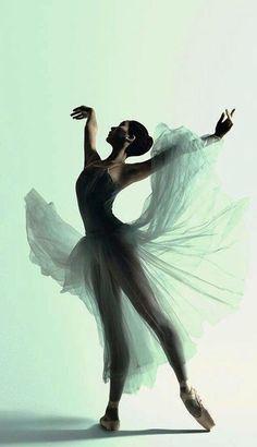 And, something magical...Natasha Kusen, The Australian Ballet, photo by Justin Smith.
