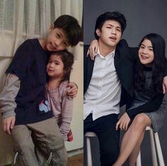 Siblings Goals, Sisters Goals, Ranz Kyle, Celebrity Singers, Youtube Stars, Brother Sister, Asian Boys, Ulzzang, Youtubers