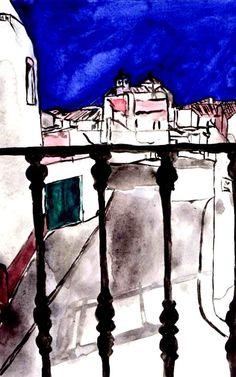 """""""Desde mi balcón"""". Foto: Jesús Sánchez [Envía tu foto por correo a mailto:zona20@20minutos.es]"""