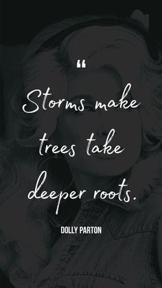 Bedroom Decor Discover The Spoiled Home Favorite Quotes Storms make trees take deeper roots. Life Quotes Inspirational Motivation, Inspiring Quotes About Life, Positive Quotes, Uplifting Quotes, Meaningful Quotes, Quotable Quotes, Wisdom Quotes, Roots Quotes, Happy Sunday Quotes