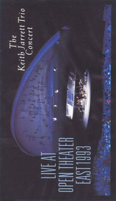 Trio Live at Open Theater East 1993 [VHS]
