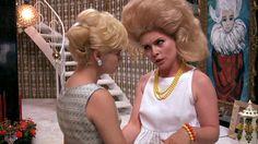"""You got something against Connie Francis?"" - Velma Von Tussle (Debbie Harry) from John Waters' Hairspray, 1988"