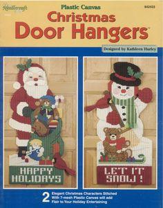 Christmas Door Hangers 1/9 fc