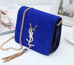 YSL DESIGN STYLE 2014. YSL design Style bags are knocking at your doors, for what you are looking for? just buy and be stylish. #YSL #bags #fashion #girls #discount #specialdeal #deals #style